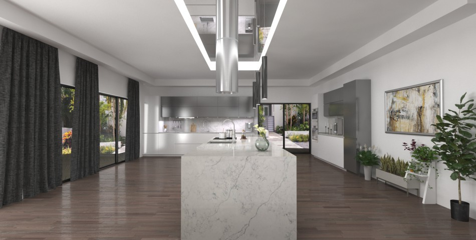 Mystery White - Technistone®